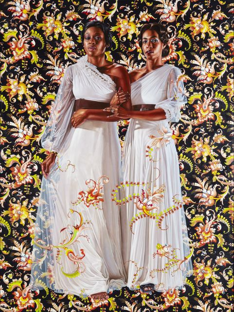 , 'The Two Sisters,' 2012, Seattle Art Museum