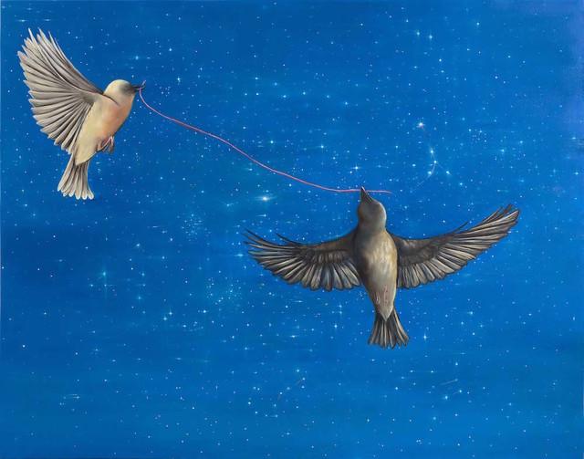 , 'Departure ,' 2016, Susan Eley Fine Art