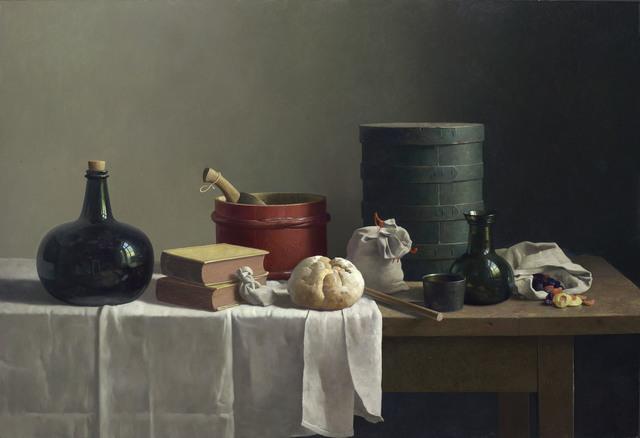 , ' Food for medieval monasteries,' 2015, Artvera's Art Gallery