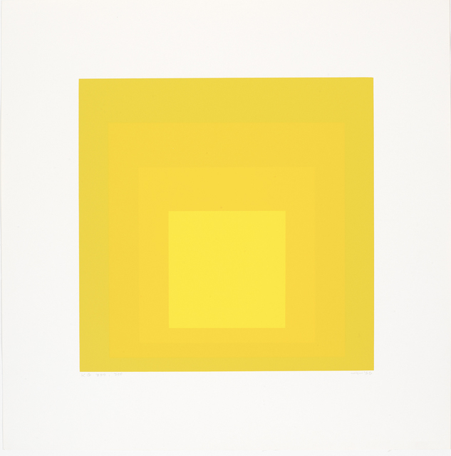 , 'K G,' 1966, Alan Cristea Gallery