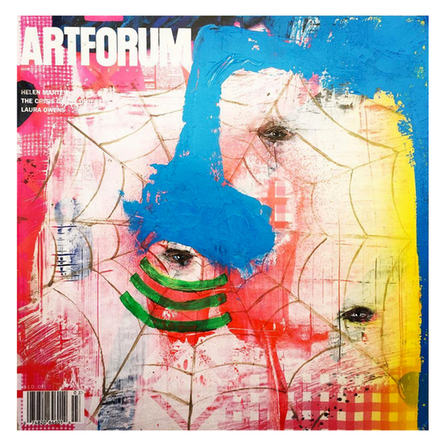 , 'Altered Artforum #14,' 2016, Klowden Mann