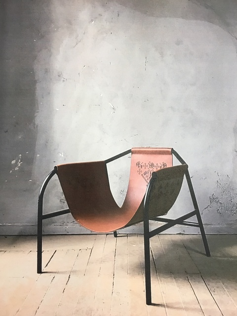 , 'Gregorio Chair,' 2017, Anáhuac