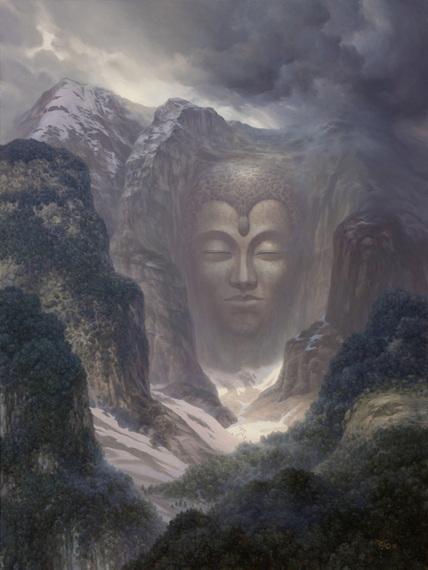 Christophe Vacher, 'Journey into Self-Discovery', 2016, IX Gallery
