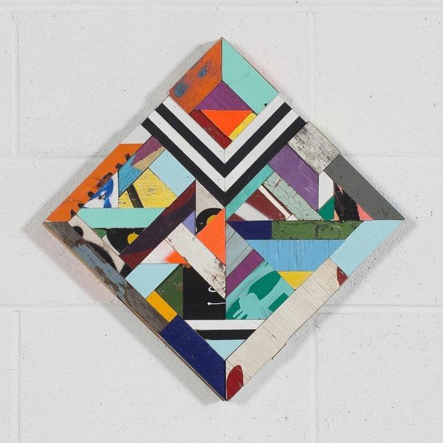, '5470 McDougall,' 2013, Jonathan LeVine Projects