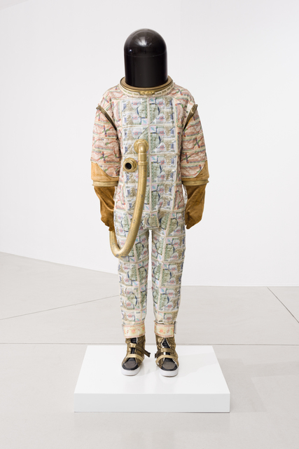 , 'Ndiri Afronaut (I am an Afronaut),' 2012, Goodman Gallery
