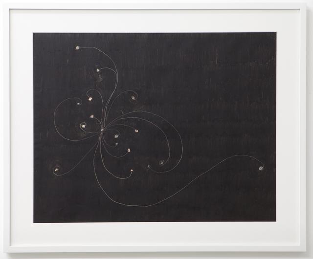 Richard Höglund, 'Carte de 16 chemins (dont le premier ne mêne nulle part)', 2011, Nina Johnson