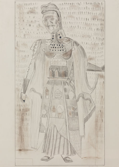 , 'Guardian of Mystic,' 2018, Galerie Zink