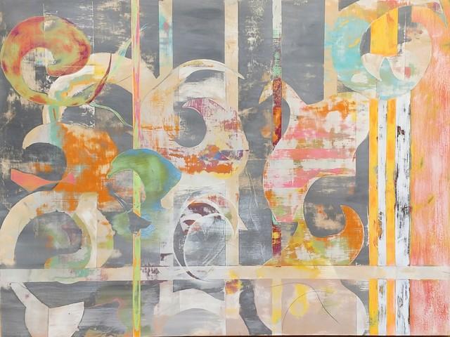 , 'Interlock,' 2017, Michael Warren Contemporary