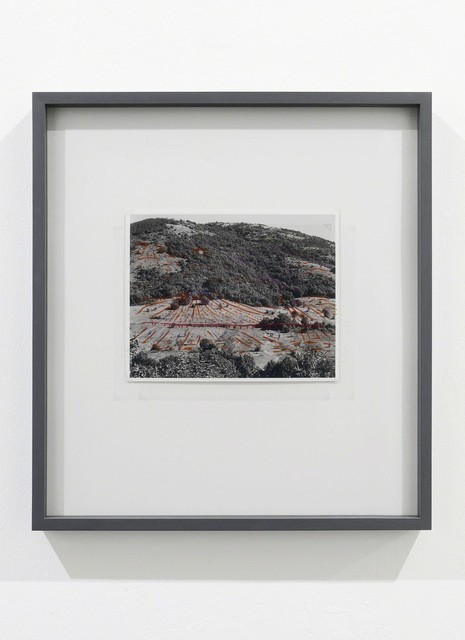 , 'Homage to James Hutton #4,' 2013, MATÈRIA
