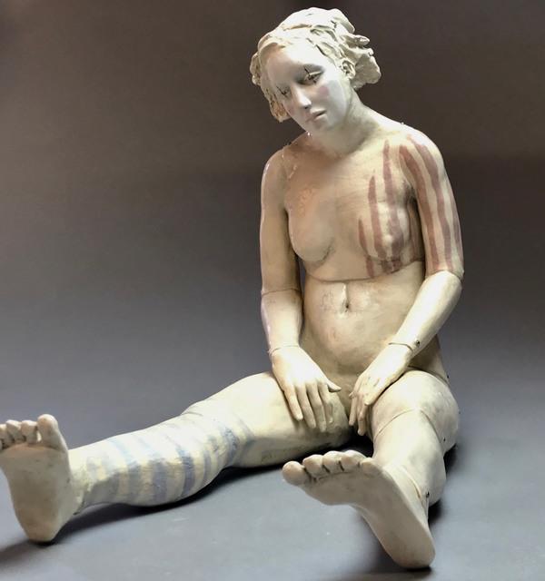 Deborah Bridges, 'Blanca ', 2019, Seager Gray Gallery