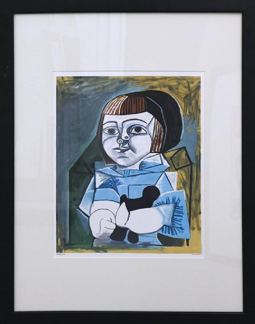 , 'Paloma en bleu (1952),' , The Loft Fine Art