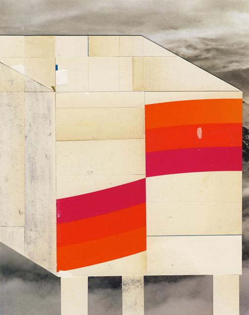, 'The World We Live, No. 240,' 2015, Margaret Lanzetta
