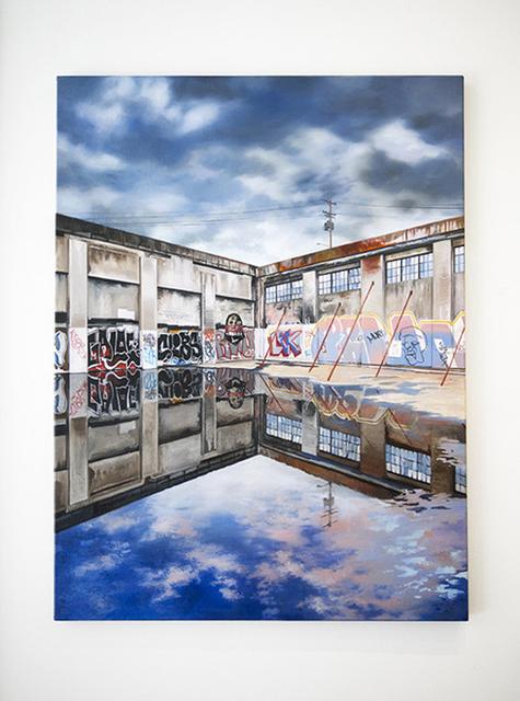 Jessica Hess, 'Rainy Portland', 2014, Hashimoto Contemporary