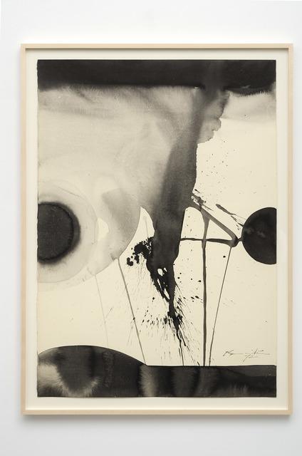 Matsumi Kanemitsu, 'Untitled', 1972, Louis Stern Fine Arts
