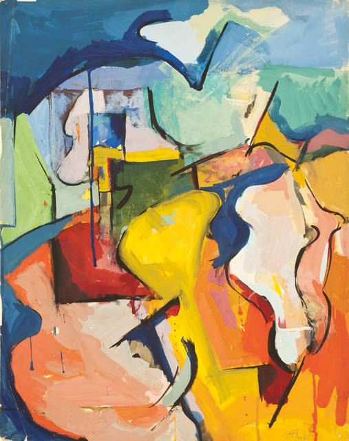 , 'Passages,' 1951, Hollis Taggart Galleries