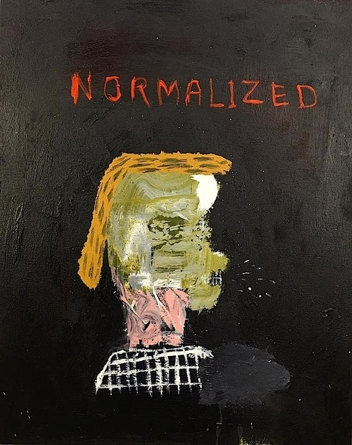 , 'Normalized,' 2017, Gallery Fritz