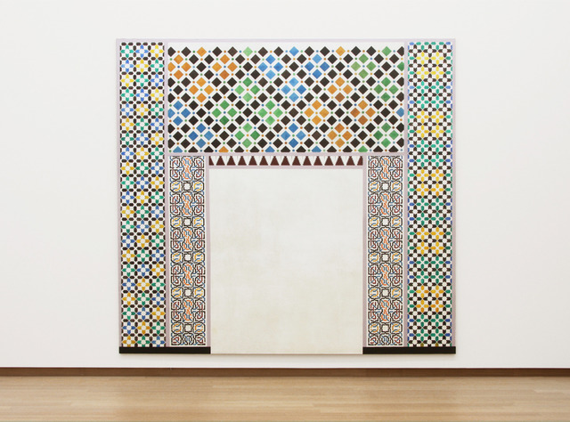 , 'Alhambra Motifs I,' 2013, Galerie Micheline Szwajcer