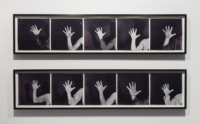 , 'This is my Hand  ,' 1970, Alexander and Bonin