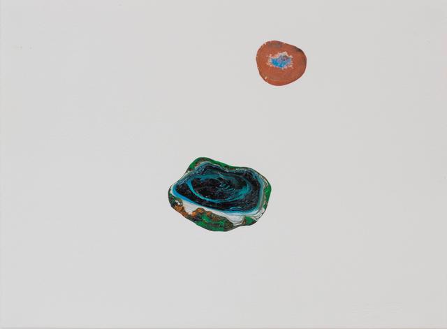 , 'Laguna y planeta (De la serie Caligrafía del Tiempo),' 2018, Licenciado