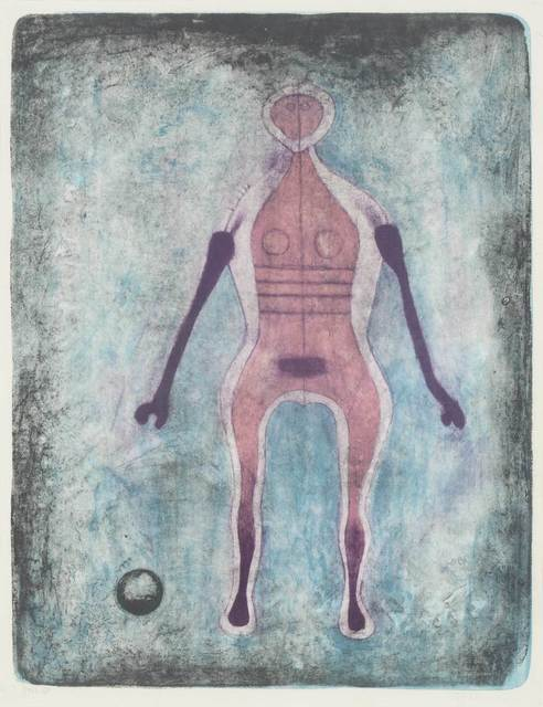 Rufino Tamayo, 'La Negra (Pereda 109)', 1969, Doyle