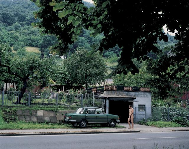 , 'Ustì nad Labem,' 2002, Rosier Gallery