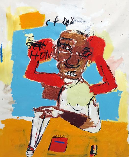 Starsky Brines, 'My yoyo latin show', 2018, Galerie Heike Strelow