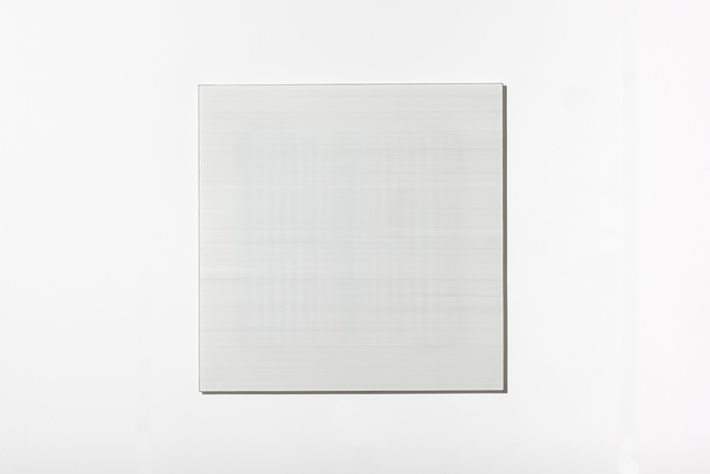, 'In the Vicinity of White (Grid) #6,' 2018, Bullseye Projects
