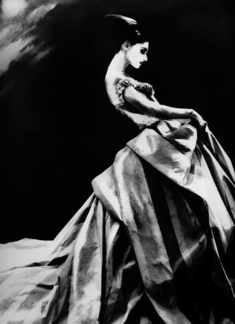 Lillian Bassman, 'Night Bloom, Anneliese Seubert, Paris, NY Times Magazine', 1996, Ira Stehmann Fine Art Photography