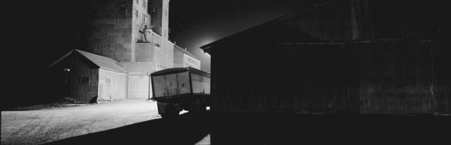 , 'Parked Truck, Ortonville Co-op, Ortonville, Minnesota,' 1996, Rosier Gallery