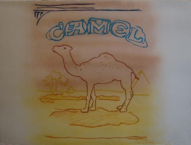 Larry Rivers, 'Camel', 1983-1985, Galerie Ernst Hilger