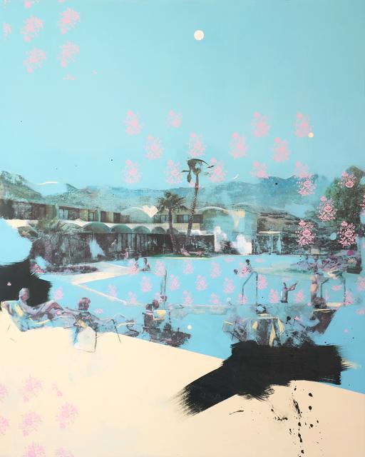 Lizzie Gill, 'ThatTimeBythePool.Jpeg', 2019, The Bonnier Gallery