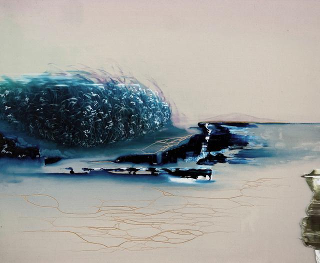 , 'g 8/38d,' 2017, Galerie Isabelle Lesmeister