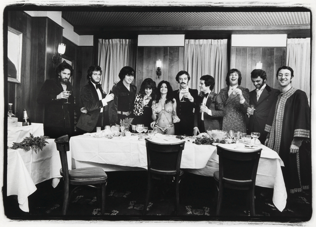 , 'GQ Stag Party,' 1971, Alexander and Bonin