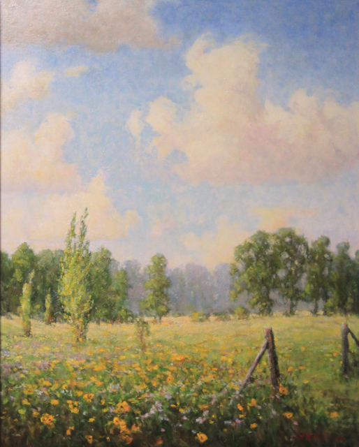 , 'Summers in the Meadow,' , Beverly McNeil Gallery