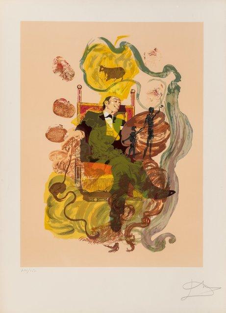 Salvador Dalí, 'Dali Dreams', 1978, Heritage Auctions