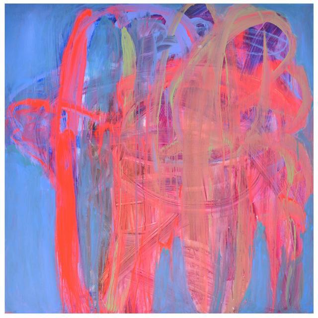 , 'Yum II,' , Exhibit by Aberson