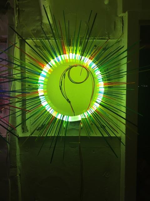 , 'Light Green,' 2018, LatchKey Gallery