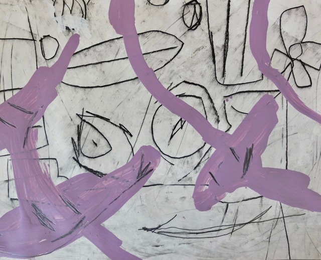 Adam Handler, 'Purple Dream II', 2019, Madelyn Jordon Fine Art