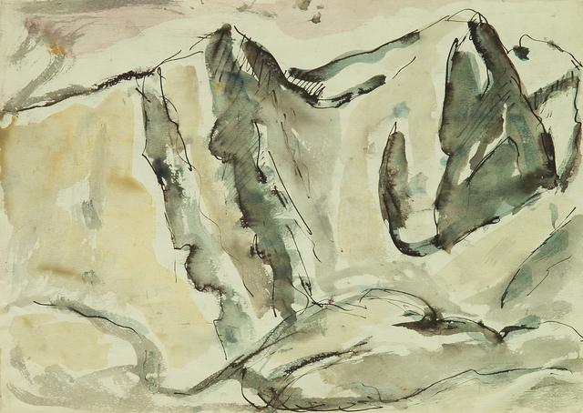 , 'Mountains,' 1947, Brun Fine Art
