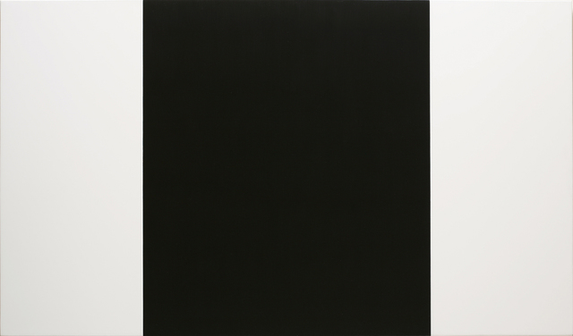 James Hayward, 'Automatic Painting 47x80 Black/White', 1977-1979, Modernism Inc.
