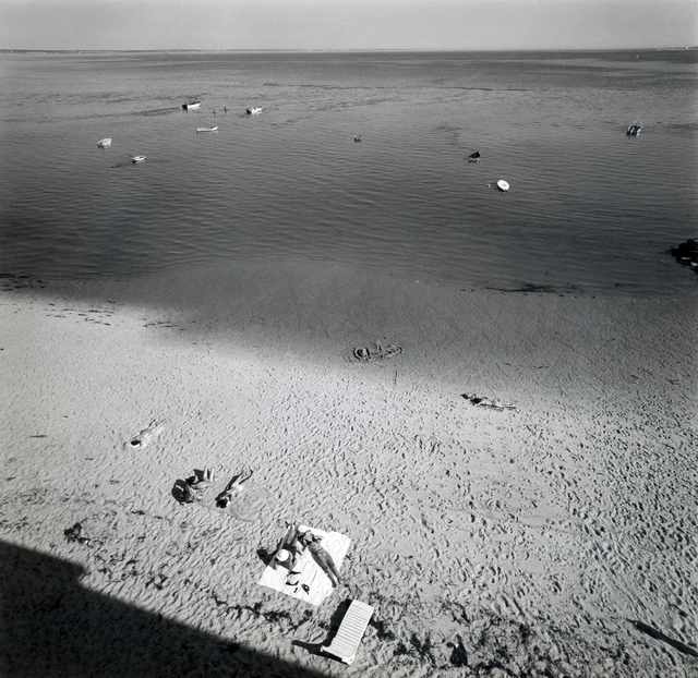Harry Callahan, 'Cape Cod', 1972, Laurence Miller Gallery