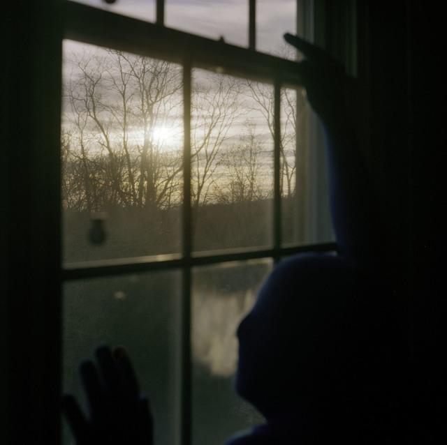 , 'Breath on the Window,' 2018, CRUSHCURATORIAL