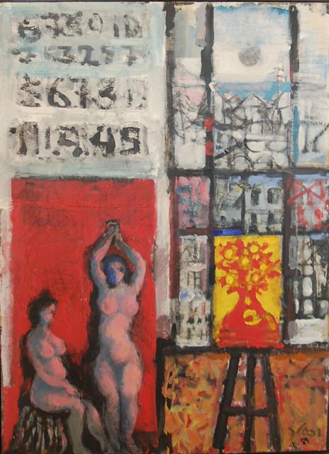 Jacob Wexler, 'In the studio', ca. 1980, Dan Gallery