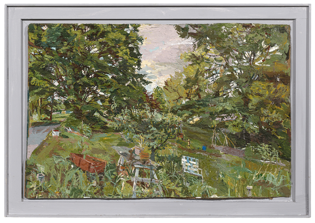Stanley Lewis, 'Yard in Summer', 2015, Betty Cuningham