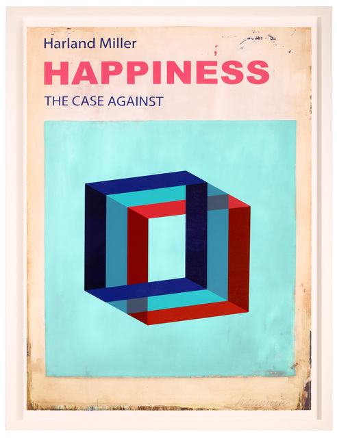 Harland Miller, 'Happiness: The Case Against It', 2016, Chiswick Auctions