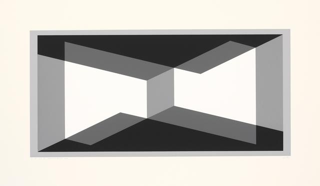 , 'I-S VV I,' 1971, Alan Cristea Gallery