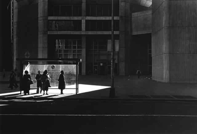 Ray K. Metzker, '81 DA-2, from 'City Whispers'', 1981, Huxley-Parlour