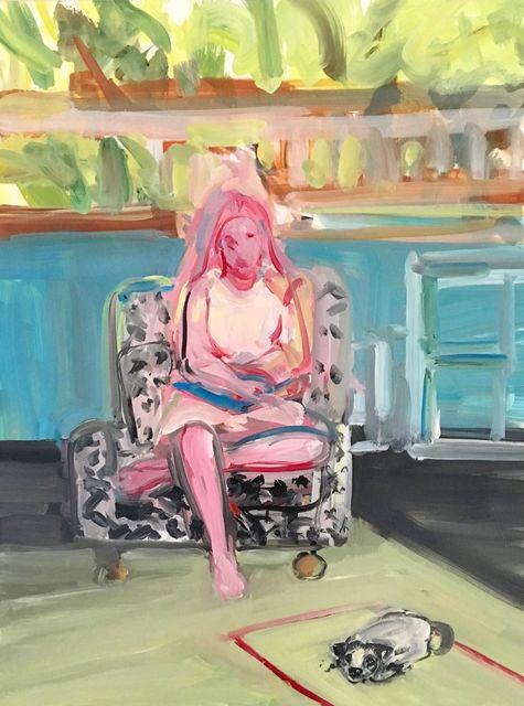 , 'Shih Tsu,' 2016, Geary