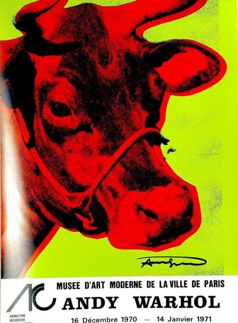 Andy Warhol, 'Cow', 1971, Plazzart