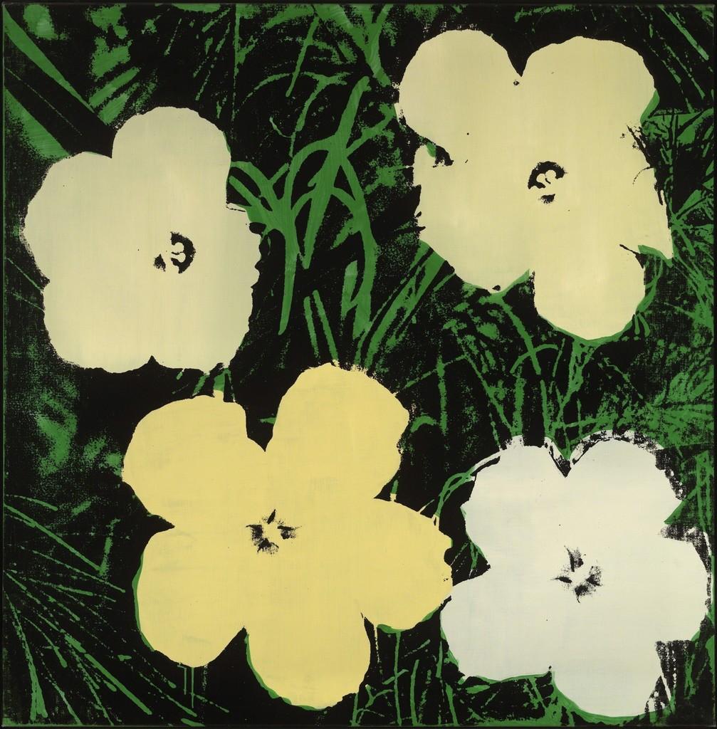 Andy Warhol, 'Flowers,' 1964, Yale University Art Gallery